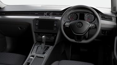 Volkswagen Arteon SE - interior
