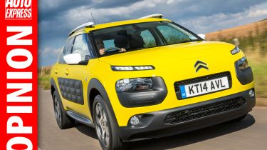 Citroen C4 Cactus: opinion