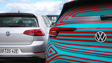 Volkswagen ID.3 vs Volkswagen e-Golf