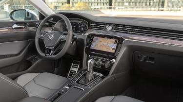 New Volkswagen Arteon - front cabin