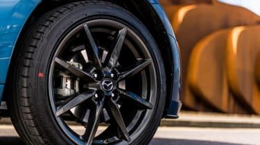 Mazda MX-5 RF Sport Black - wheel