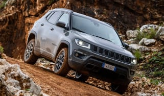 Jeep Compass Trailhawk - front
