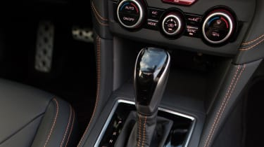 2018 Subaru XV - transmission