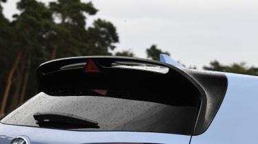 Hyundai i30 N - spoiler