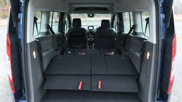 ford grand tourneo connect boot