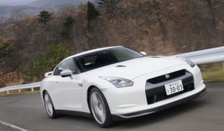 GT-R tracking