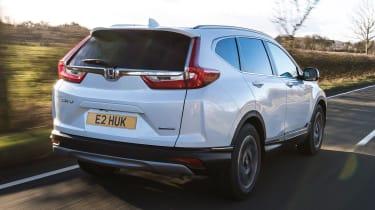 Honda CR-V hybrid - rear