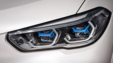 BMW X5 - front lights