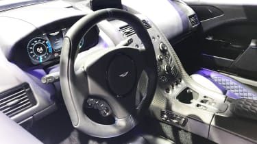 Aston Martin Rapide E - Shanghai dash