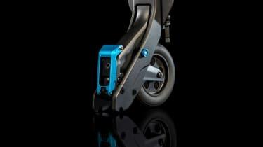 Peugeot e-Kick scooter - folded