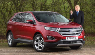 Ford Edge - Donald Trump