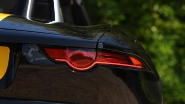 Lister LFT-C - rear light