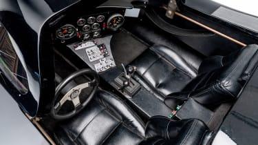 Petersen Automotive Museum - Batmobile (1989) - interior