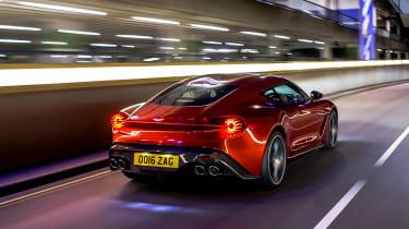 Aston Martin Vanquish Zagato - rear action