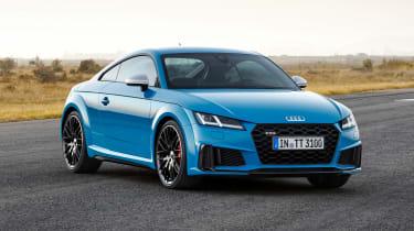 Audi TT S - front static