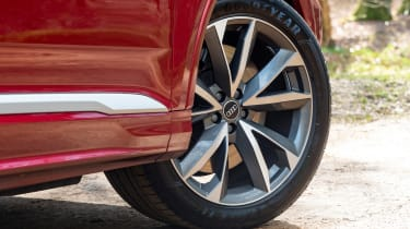 Audi SQ7 - wheel