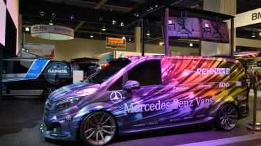 Mercedes RENNTech Party/DJ Van