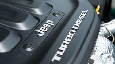 Jeep Cherokee - diesel engine