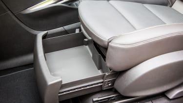 Vauxhall Zafira Tourer 2016 drawer