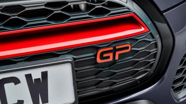 MINI John Cooper Works GP - GP badge