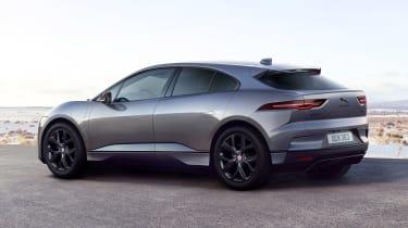 Jaguar I-Pace Black - rear