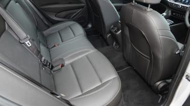 Vauxhall Insignia Grand Sport - rear seats