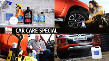 As part of our 2020 Car Care Special, we asked you to send us pictures of you're newly cleaned car, and you did. Below you'll find some of the best efforts from the Auto Express community...