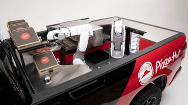 Toyota PIE Pro - kitchen