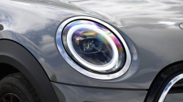 MINI Electric - headlight