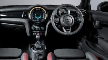 MINI 1499 GT - dash