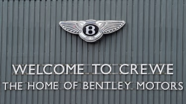 Bentley was taken over by the Volkswagen Group in 1998 at a cost of £480million when it was making just 500 cars per year.