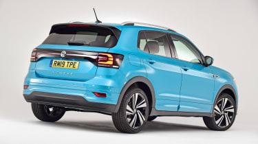 Volkswagen T-Cross - studio rear