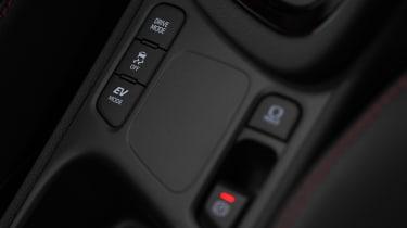 Toyota Yaris - driving modes studio