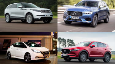 World Car of the Year 2018 - contenders