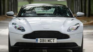 Aston Martin DB11 - front
