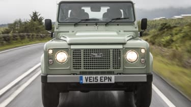 Cool cars: the top 10 coolest cars - Land Rover Defender