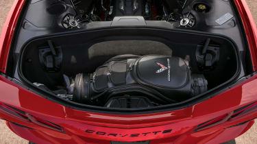 2020 Chevrolet Corvette - boot