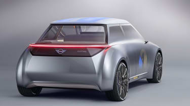 MINI Vision Next 100 concept - rear quarter
