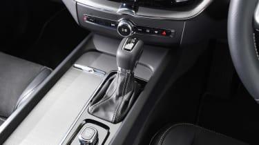 Volvo XC60 - centre console