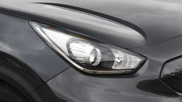 Kia e-Niro - front light