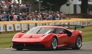 Ferrari P80/C Goodwood