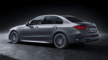 Mercedes C-Class - rear studio