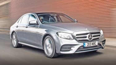 Mercedes E 300 de - best hybrid cars to buy