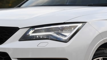 Cupra Ateca - front light