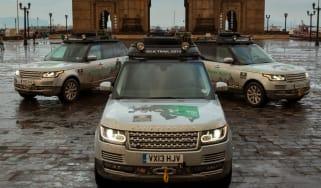 Land Rover Range Rover hybrid