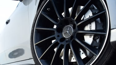 mercedes-amg a35 alloy wheel