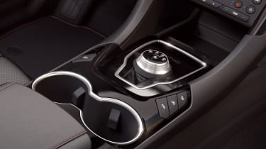 Ford Mondeo - automatic transmission