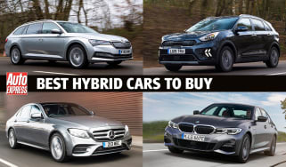 Best hybrid cars to buy