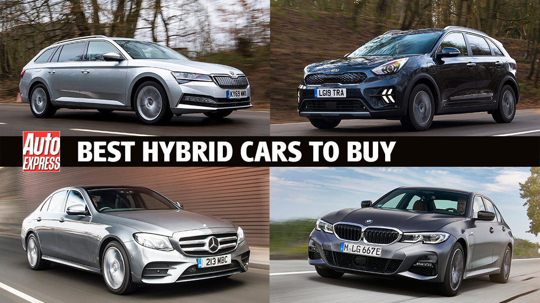 Best Hybrid Cars To Buy 2021 Auto Express