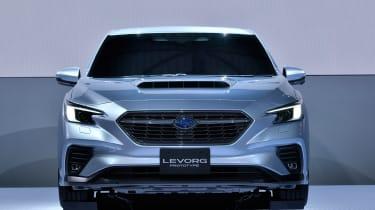 Subaru Levorg - full front